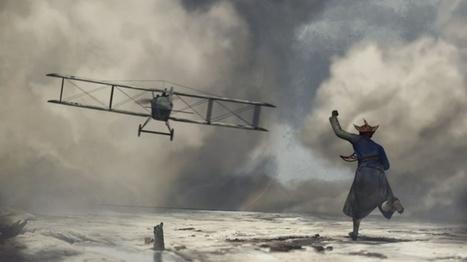 Adama, une quête initiatique sur fond de Première Guerre mondiale   La Grande Guerre au cinéma   Scoop.it