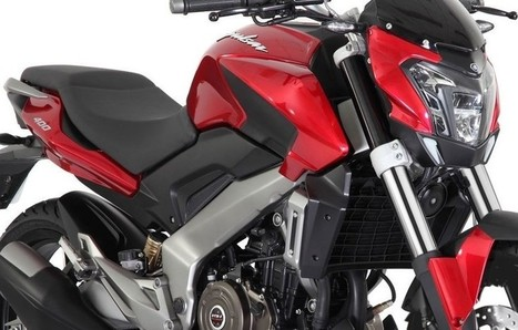 Bajaj VS400 Renamed Again! New Name is Dominar 400 | Maxabout Motorcycles | Scoop.it
