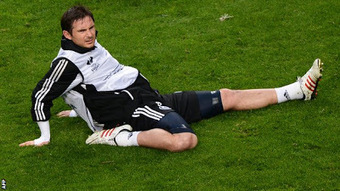 Football updates: Chelsea's Frank Lampard poses | World Cup Soccer | Scoop.it