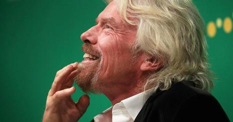 Billionaire Richard Branson says a key to his success is a habit anyone can form | Competitive Edge | Scoop.it