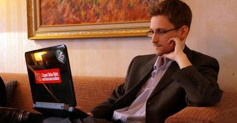 Edward Snowden va proposer des outils dédiés à la vie privée | Technologie Au Quotidien | Scoop.it