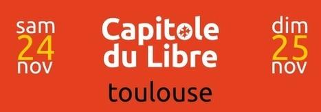 Capitole du Libre - vidéos et slides | Cabinet de curiosités numériques | Scoop.it