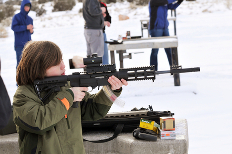 Should Public Schools Teach Kids How to Handle Guns? | guns and schools | Scoop.it