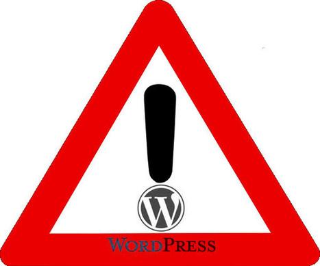 Los principales errores y problemas en WordPress con solución | Ayuda WordPress | Sergio Lima | Scoop.it