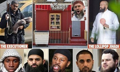 Revealed: How YOU gave £1million to Sweet Shop jihadist gang | The Pulp Ark Gazette | Scoop.it