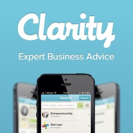 Clarity — On Demand Business Advice | Startup software | Scoop.it