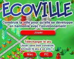 GEOGRAPHIE - ECOVILLE, la ville du futur | JEUX SERIEUX | Scoop.it