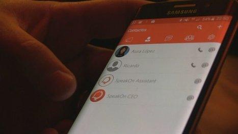 Lanzamiento: Mensajero instantáneo SpeakOn | Uso inteligente de las herramientas TIC | Scoop.it