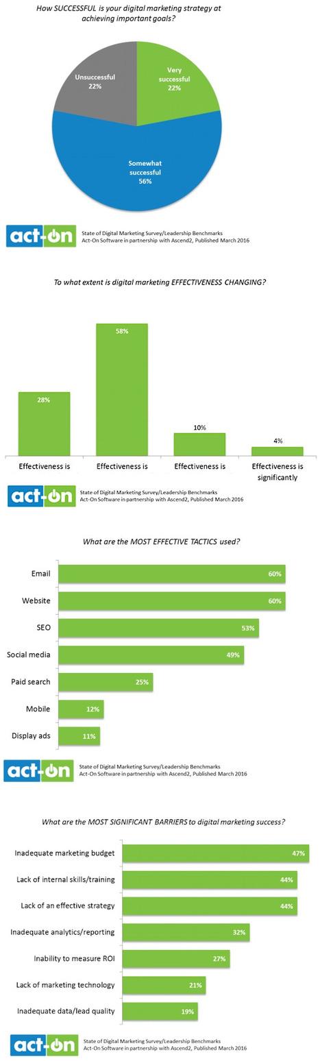 How Business Leaders View Digital Marketing - Profs | Digital Marketing | Scoop.it