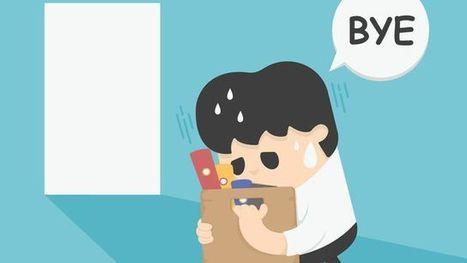 Les six raisons qui poussent un salarié à démissionner | La communication dans tous ses états | Scoop.it