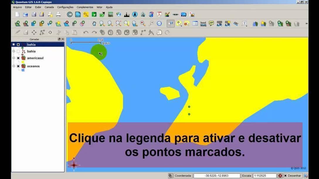 Mango - QGIS Video Tutorials