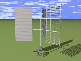The Air Diode - a Vertical Axis Wind Turbine | Technology and cold energy | Scoop.it
