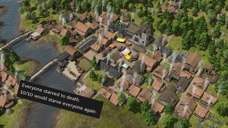 Banished, As Told By Steam Reviews | Videojuegos | Scoop.it