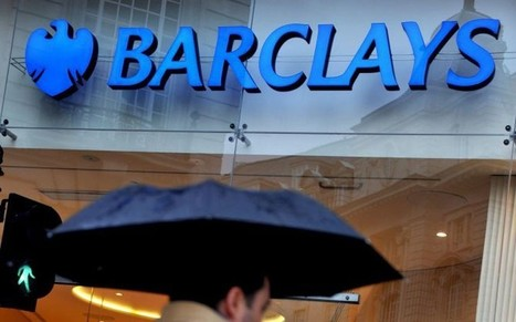 Barclays hit with £290m fine over Libor fixing - Telegraph | BUSS4 Barclays culture | Scoop.it