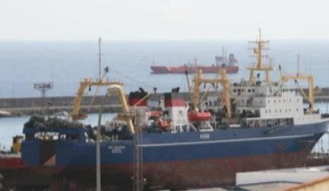 Arraisonnement d'un chalutier russe au Sénégal : guerre économique et géopolitique déclarée ? | Géographie | Scoop.it