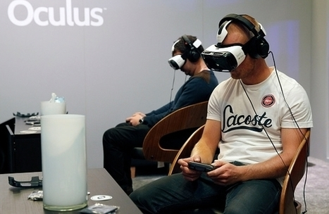 Oculus Rift Consumer Version Release Date | 3D Virtual-Real Worlds: Ed Tech | Scoop.it
