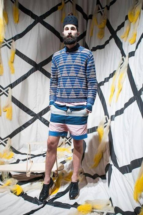 Rare and Unique Socks - Introducing Henrik Vibskov | vanitysocks | Scoop.it