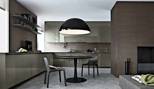 Top 8 Contemporary Kitchen Design Trends 2013, Modern Kitchen ...