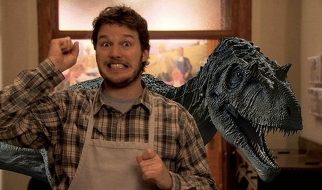 Chris Pratt predice il suo ruolo in Jurassic World 5 anni fa | NewsCinema | Scoop.it