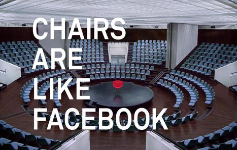 Influencia - Media - Facebook fait sa publicité !   Communication, socialmedia & médias   Scoop.it
