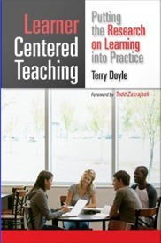 Learner Centered Teaching : Putting the Research on Learning into Practice   Active learning in Higher Education   Scoop.it