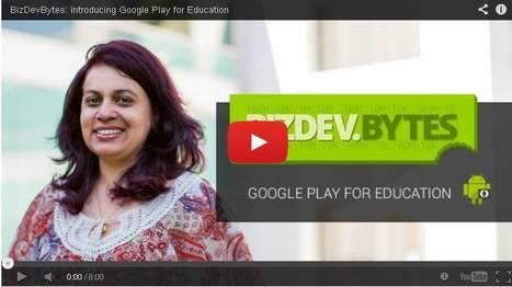 Google Play para Educación | Tic, Tac... y un poquito más | Scoop.it