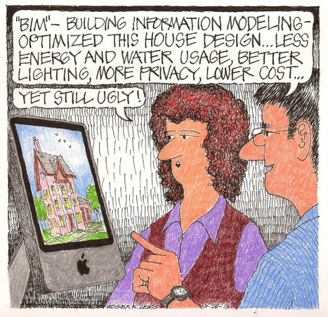 What is BIM? Building information modeling, and it can make good architecture ... - Washington Post | Learning BIM | Scoop.it