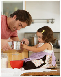 Article: Kids in the Kitchen, The Value of Cooking | QuakerOats.com | Cocinar o Morir | Scoop.it