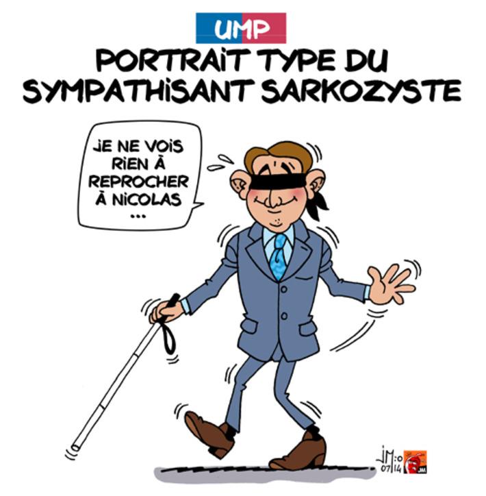 Les sarkozistes toujours fidèles à Nicolas Sarkozy | Baie d'humour | Scoop.it