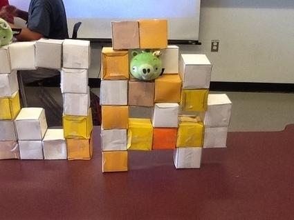 Angry Birds & Math? | Math | Scoop.it