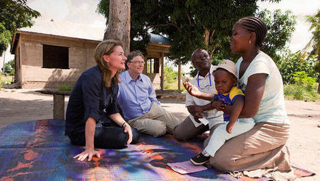 Bill And Melinda Gates Betting Big On Change They Can Make In 15 Years | Public Relations & Social Media Insight | Scoop.it