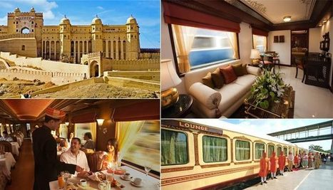 An unforgettable royal journey by palace on wheels train tour | India luxury train | Scoop.it