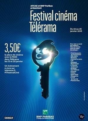 Du 20 au 26 Janvier : Festival Télérama, Cinéma Et rien d'Autre | INFOS CULTURELLES | Scoop.it