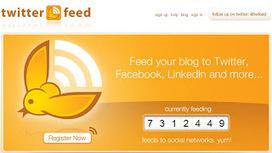 Del blog a las redes sociales con Twitterfeed | Educación a Distancia (EaD) | Scoop.it