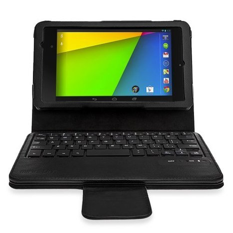 MiniSuit Keyboard Stand Case for Google Nexus 7 FHD 2nd Gen ... | Phone Case Covers | Scoop.it