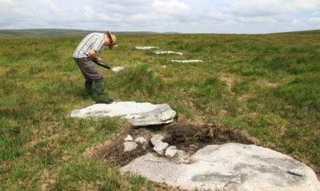 Les Découvertes Archéologiques: Angleterre: le premier cercle de pierres à être découvert dans le Dartmoor depuis plus de 100 ans | Merveilles - Marvels | Scoop.it