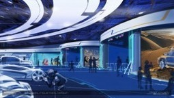 Test Track Concept Art Shows Stunning New Attraction | Walt Disney World Park Hopper | Scoop.it