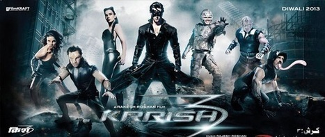 Krrish 3 movie review | Bollywood Updates | Scoop.it