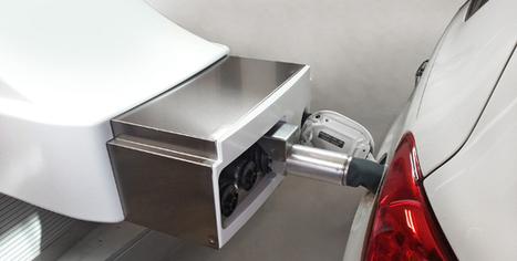 Une station essence robotisée | Innovations, Technologies, Geekeries et Autres | Scoop.it