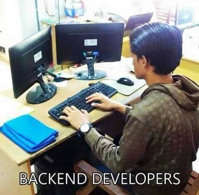 Backend Developers | fun for geeks | Scoop.it
