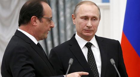 Pepe Escobar »»» Putin and Hollande go after Erdogan's racket | Saif al Islam | Scoop.it