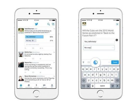 Twitter is letting you create and vote on polls about anything | SEO & Social Media | Scoop.it