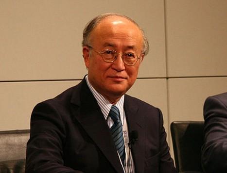Japon : le directeur de l'AIEA en visite à la centrale de Fukushima 1 | Japan Tsunami | Scoop.it
