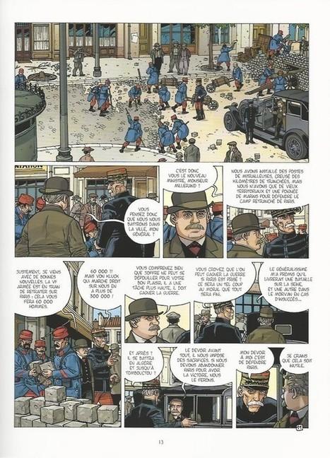 Les Taxis de la Marne – Septembre 1914 : Quand la France devait ... - aVoir-aLire   Centenaire de la première guerre mondiale   Scoop.it