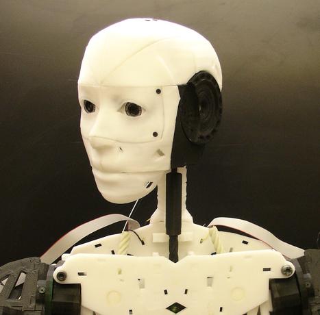 Robot Hacks Begins: Let's Build Bots with Master Makers | Heron | Scoop.it
