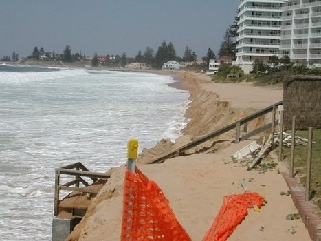 Coastalwatch :: Reference :: Features :: Impact of coastal erosion in Australia | Geographical Processes | Scoop.it