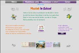 Muzieklessen voor het digibord van Muziek In School   Muziek en didactiek   Scoop.it