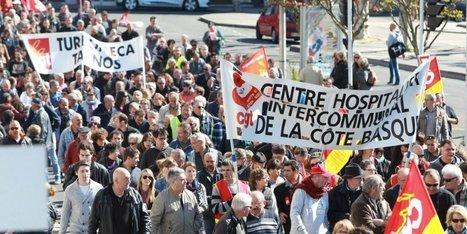 Bayonne : le défilé du 1er mai boudé par certains syndicats | BABinfo Pays Basque | Scoop.it