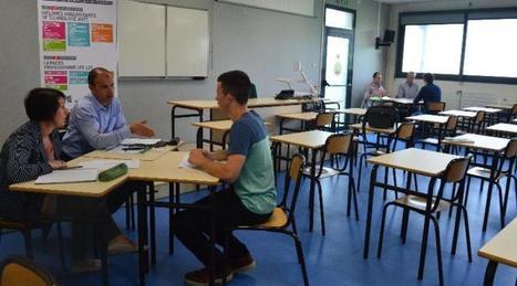À La Roche, les étudiants se font recruter en alternance à l'IUT | Retrouvez l'actualité du campus yonnais dans la presse | Scoop.it