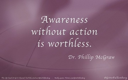 Dr. Jones' Office: Awareness is Action's First Step | Getting Better | Scoop.it